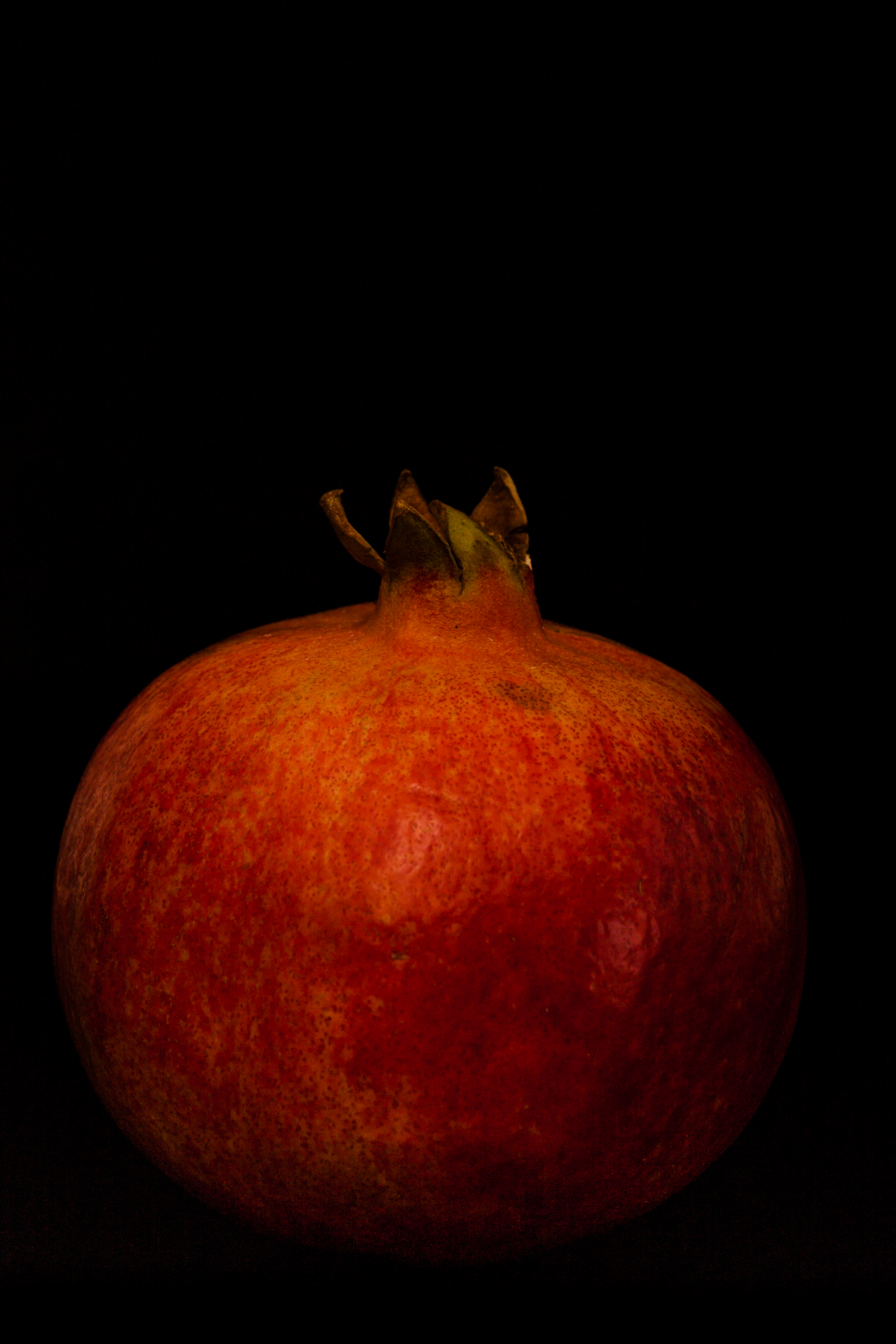 An Image of a Pomegranade